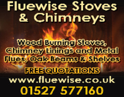 Fluewise Advert