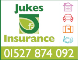 Jukes Insurance Brokers Advert