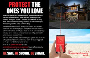 Protect My Property Advert