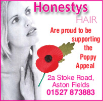 Honestys Advert