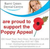Barnt Green Dental Practice Ltd Advert