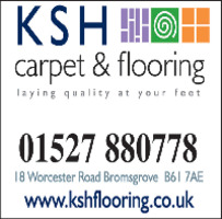 KSH Carpet & Flooring Ltd Advert