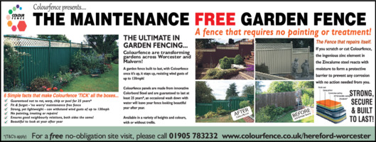 Pro Fence Ltd Advert