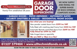 All Tech (Midlands) Advert