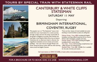 Statesman Rail Limited Advert