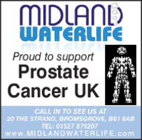 Midland Water Life Advert