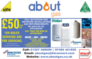 About Gas Advert