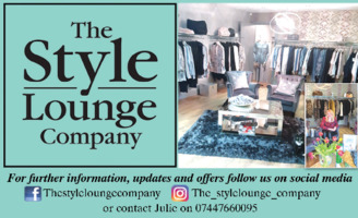 The Style Lounge Advert