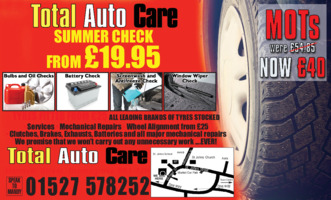 Total Autocare Ltd/ Hi Q Tyre Advert