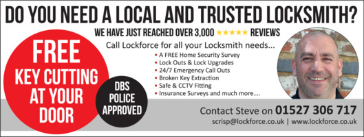 Lockforce (Uk) Ltd Advert