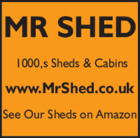 Mr Shed Advert