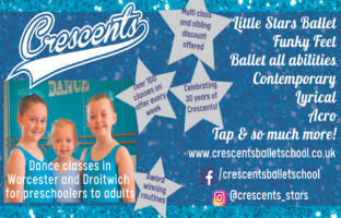 Crescents Ballet School Advert