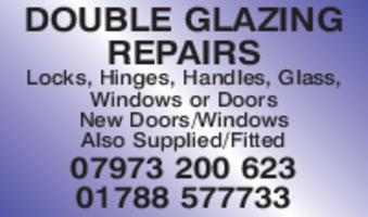 Home Guard Double Glazing Ltd Advert