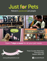 Psr Trading Ltd T/A Just For Pets Advert