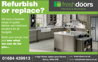 Fresh Doors Advert