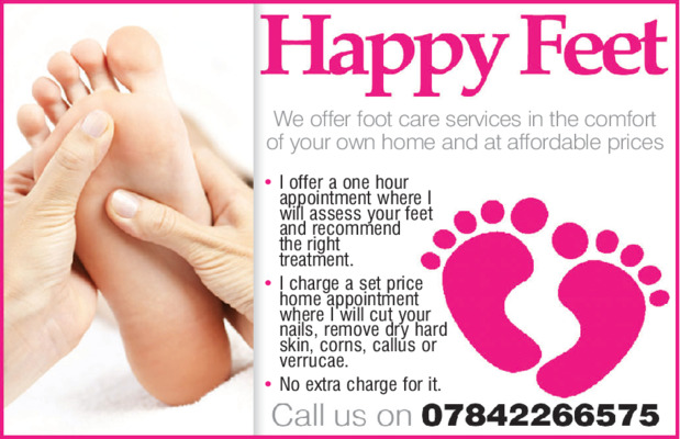 Happy Feet Advert