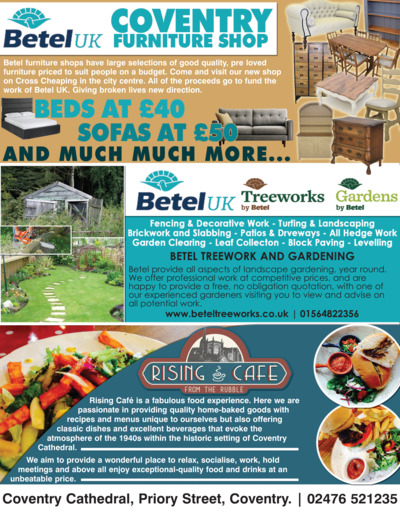 Betel Uk Advert