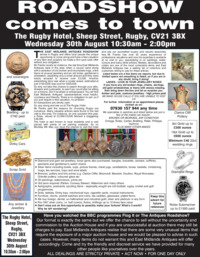 East Midlands Antiques Advert