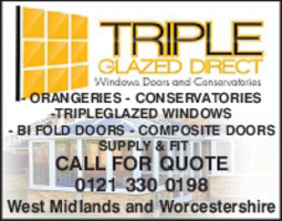 Triple Glaze Direct Advert