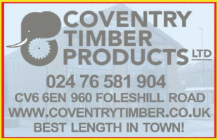 Coventry Timber Products Ltd Advert