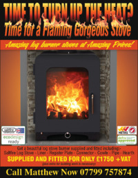Forestline Ltd t/a Midland Stoves & Fireplaces Advert