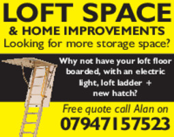 Loft Space Advert