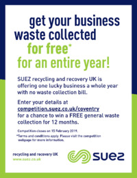SUEZ Recycling and Recovery UK Ltd Advert