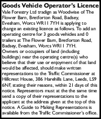 Vale Forestry Ltd T/A Woodwise Of The Flower Barn Advert