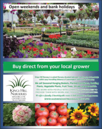 Newpath Ventures/T/A Kings Hill Nurseries Advert