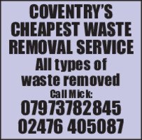 Mjm Services Advert