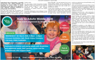 Kidz To Adultz Middle Advert