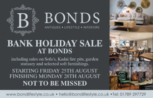 Bonds Advert