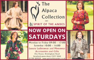 The Alpaca Collection Advert