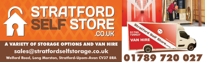 Stratford Self Storage Advert