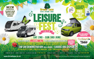 Broad Lane Leisure Advert