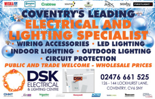 DSK Electrical Ltd Advert
