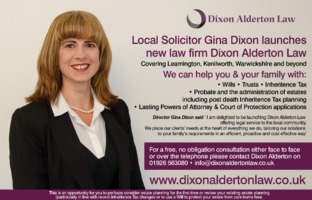 Dixon Alderton Law Advert
