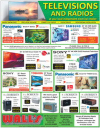 Wall's Tv Ltd Advert