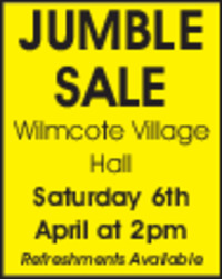 Wilmcote Village Advert