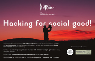 Black Pepper Software Ltd Advert