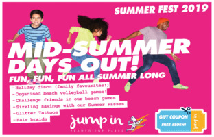 Go Jumpin Ltd Advert
