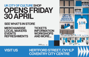 Coventry City Of Culture Advert
