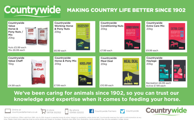Countrywide Farmers Advert