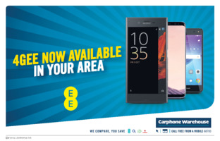 Carphone Warehouse Advert