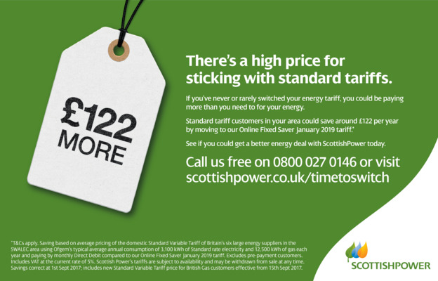 Scottish Power Advert