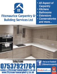 Fitzmaurice Carpentry & Building Services Ltd Advert