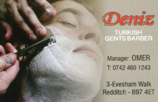 Deniz Advert