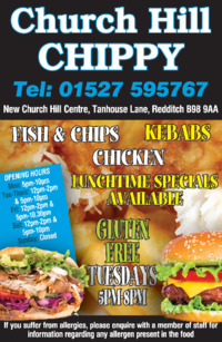 Churchhill Chippy Advert
