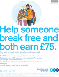 Tsb Bank Advert
