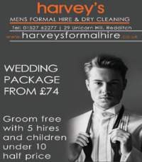 Harveys Dry Cleaning Advert